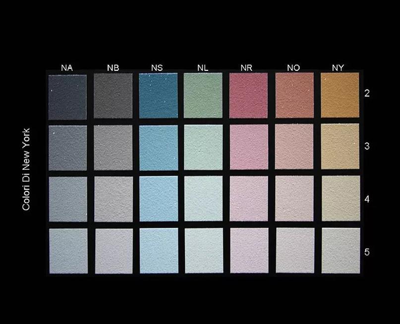 La Via Lattea Colour 02